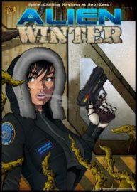 Cover Alien Winter