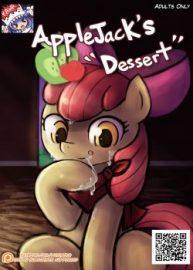 Cover Applejack's Dessert
