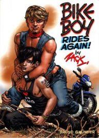 Cover Bike Boy Rides Again