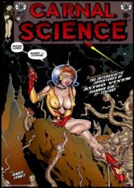 Cover Carnal Science 4