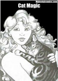 Cover Cat Magic