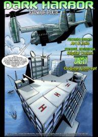 Cover Dark Harbor 4