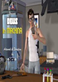 Cover Deus In Machina