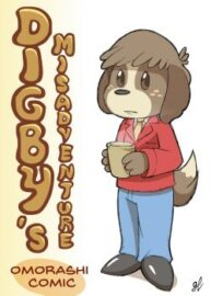 Cover Digby's Misadventure