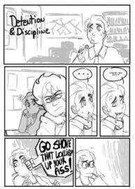 Cover Detention & Discipline