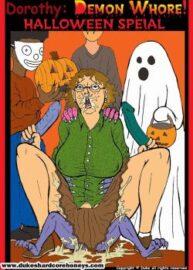 Cover Dorothy Demon Whore 1