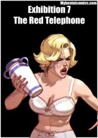 Cover Exhibition 7 – The Red Telephone