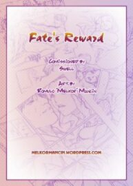 Cover Fate's Reward