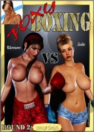 Cover Foxy Boxing 1 – Blossom Vs Julie – Round 2