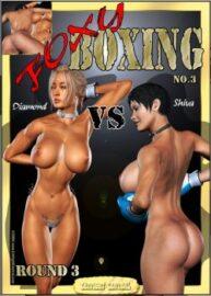 Cover Foxy Boxing 3 – Diamond Vs Shiva – Round 3