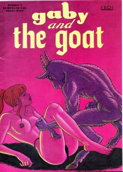 Cover Gaby And The Goat 1