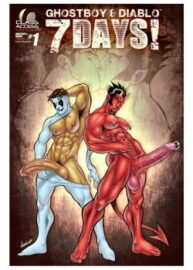 Cover Ghostboy And Diablo – 7 Days