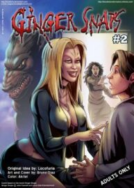 Cover Ginger Snaps 2