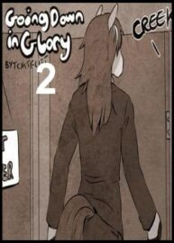 Cover Going Down In Glory 2