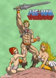 Cover He-Man