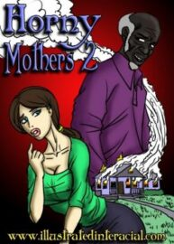 Cover Horny Mothers 2