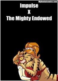 Cover Impulse X The Mighty Endowed