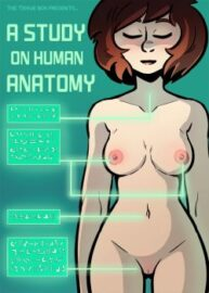 Cover In Space, No One Can Hear You Shlick 2 – A Study On Human Anatomy